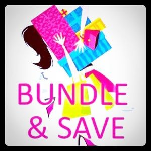 10% OFF When You BUNDLE 4 OR MORE ITEMS !!